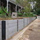 Concrete Sleepers    Retaining Walls     Adelaide
