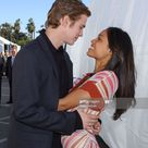 Hayden Christensen and Rosario Dawson during The 19th Annual IFP...