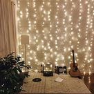 12 Fairy Light Decor Ideas For Your Dorm That You Need To Try Now - Society19