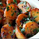 Baked Red Potatoes
