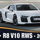 Audi R8 V10 RWS 2018   Panorama Motor