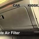 Cabin Filter Replacement Acura MDX 2007 2013 2009 Acura MDX 3.7L V6