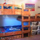 3 Bunk Beds