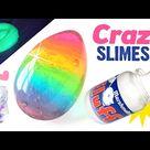 5 Crazy DIY Slimes You've NEVER Seen Before!!! Fun ASMR Slime Ideas!