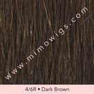 Brushed Pixie by Tressallure • Look Fabulous Collection - 4/6R • Dark Brown / Average