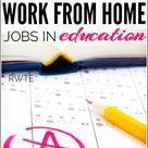 Work From Home Jobs In Education - Teaching, Tutoring, and Test Scoring