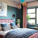 Pink Bedroom Decorating Ideas — THE NORDROOM