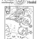 Werkboekje Heelal - Internetwijzer basisonderwijs. Lesmateriaal en meer!