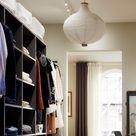 Make a walk in wardrobe