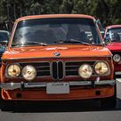 """MADE IN GERMANY 🇩🇪 on Instagram """"Classic BMW 02 Series 2002 The first 02 Series produced was the 1600 2 later renamed 1602 in 1966. In 1975, the 02 Series was replaced…"""""""