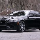 2014 BMW M5 6 Speed Competition Package