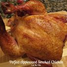 Smoked Beer Can Chicken