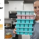 FREEZER MEALS AFTER WEIGHT LOSS SURGERY 🍲 EATING AFTER VSG & RNY 🍎