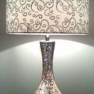Chandelier Table Lamp