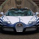 Bugatti Veyron Grand Sport LOr Blanc 2011 Poster. ID11576