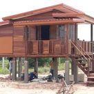 Rumah Panggung | Rumah Gadang | Gazebo Rumah Jati