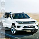 VW Tiguan II und weitere VW-Neuheiten bis 2019