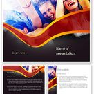Party Time PowerPoint Template