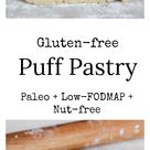 Paleo Puff Pastry made with Cassava flour (Paleo, low-FODMAP, AIP, Gluten-free) — Empowered by Nutrition, LLC