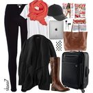 Plane Outfit