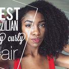 |Best Kinky Curly Hair| Queen Weave Beauty LTD (QWB) Install