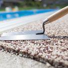 Steinteppich verlegen - Ratgeber und Anleitungen