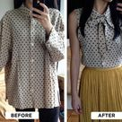 Blouse Refashion