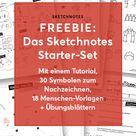 Freebie Das Sketchnotes Starter Set
