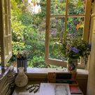 I can imagine myself getting lost in this creative space for hours