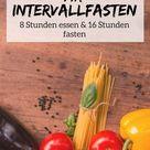 Intervallfasten 16 8: So funktioniert Intermittierendes Fasten