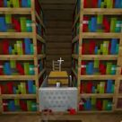 Minecraft building idea - Hidden Chest