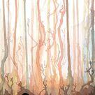 Heaven's Wasteland Art Print by Obentobox