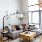 HOWIRENT A Video Tour of a Scandinavian Style Apartment in West London.