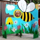 A Bumble Bee Photo Station | Tonya Staab