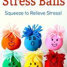 Got Stress Make Your Own Stress Ball