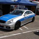 2006 Mercedes Benz CLS63 AMG W219 Rocket Police Car by Brabus Autosport