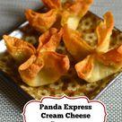 Cream Cheese Rangoons