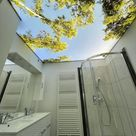 Badezimmerdecke