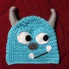 Monsters Inc Crochet