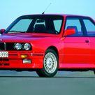 1985 BMW E30 M3