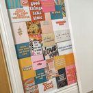 Ideas de collage para decorar tu habitación