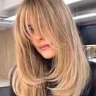 50 Best Styles for Medium Length Hair with Bangs   Hair Adviser