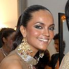 Aamina Sheikh at outfit fashion model show