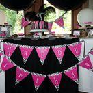 Pink Zebra Party