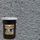 Daich RollerRock Dark Gray/Satin Satin Interior or Exterior Anti Skid Porch and Floor Paint 5 Gallon   RRPL LAV 189