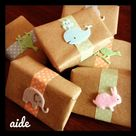 Baby Shower Favours