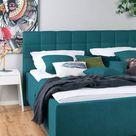 Schöne Schlafzimmer mit traumhaften Betten