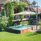 Mini-Pool: Badespaß im Kleinformat