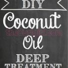 Coconut Oil Treatments