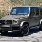 2021 Mercedes-Benz G-Class reviews, news, pictures, and video